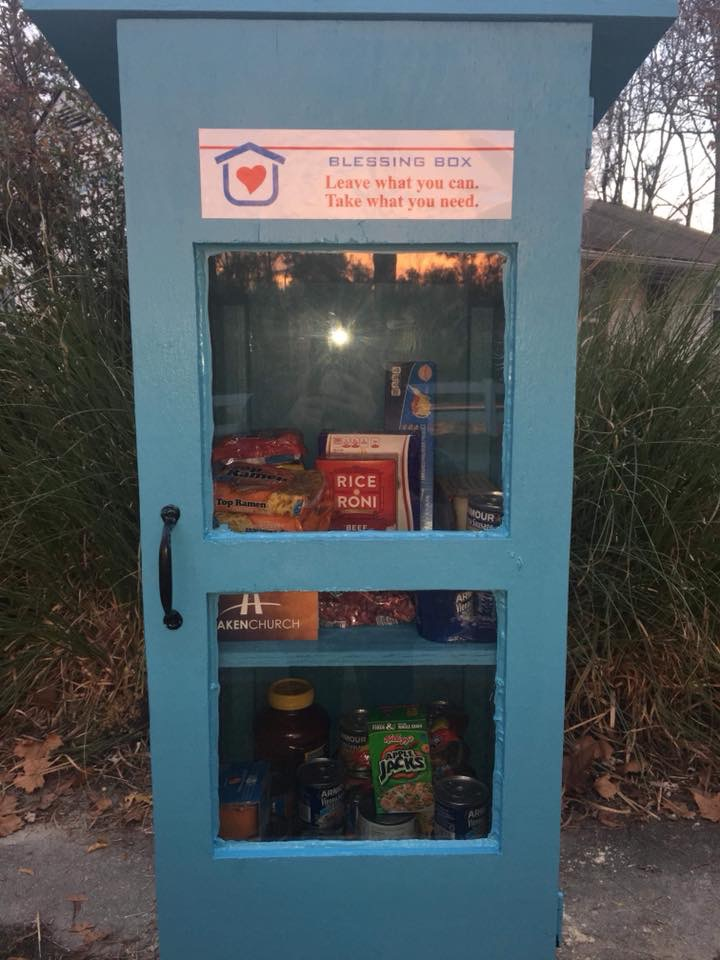 Lowcountry Blessing Box Project box #26 Photo 1