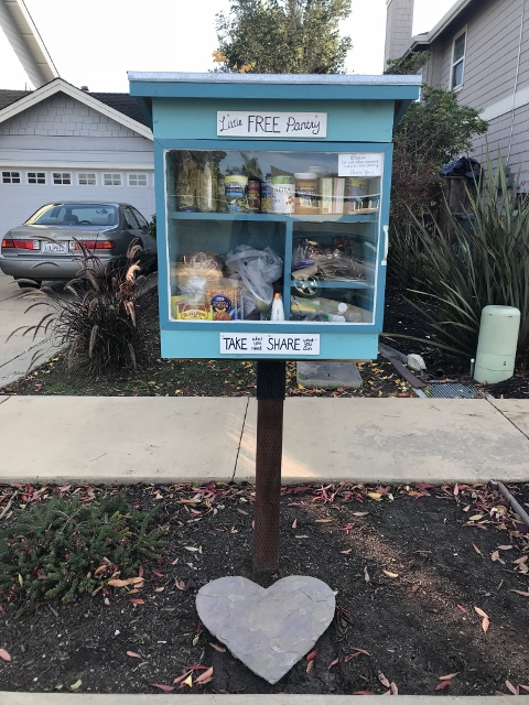Santa Cruz Little Free Pantry (Live Oak) Photo 1