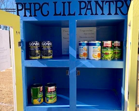 Pleasant Hill Presbyterian Church Lil Pantry Photo 2