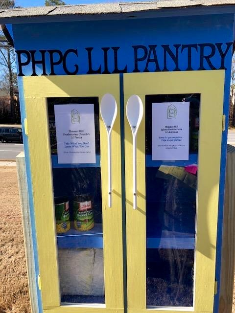 Pleasant Hill Presbyterian Church Lil Pantry Photo 1