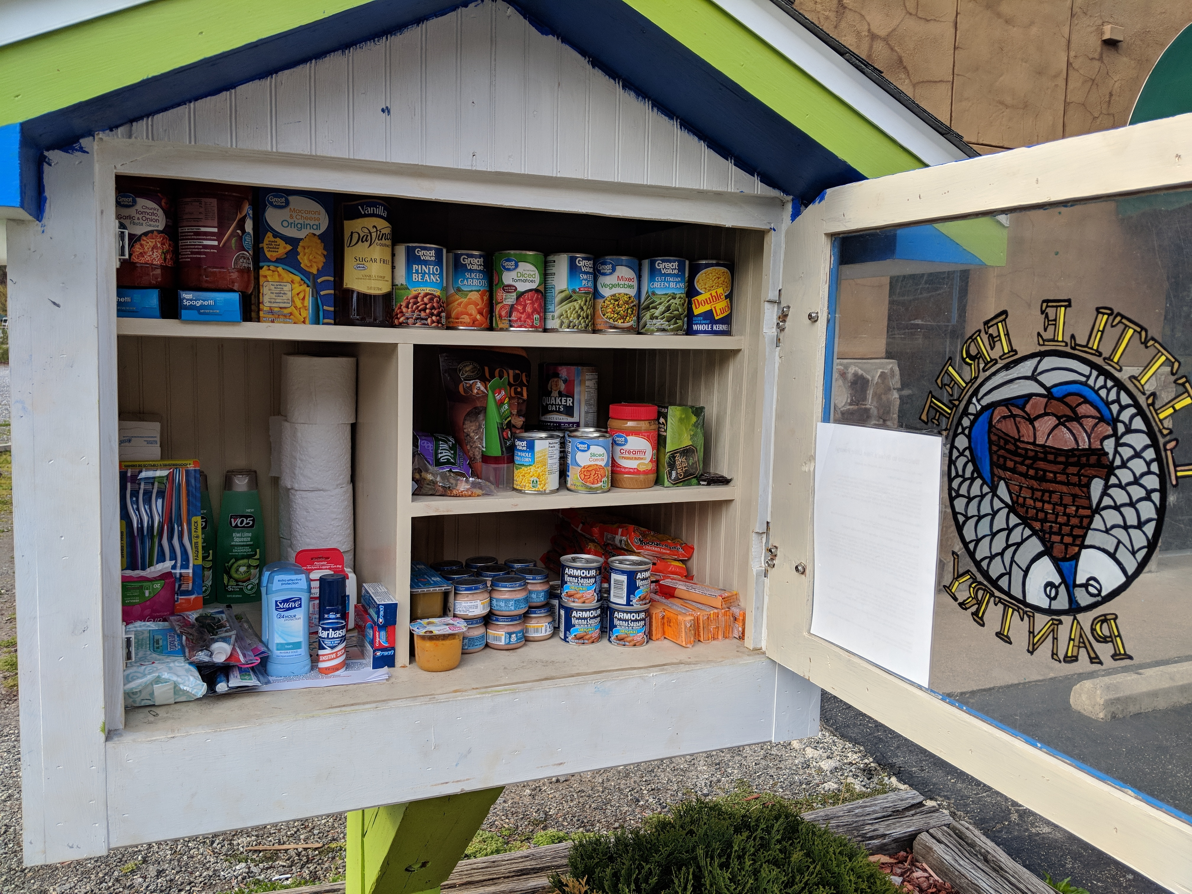 Sylva's Free Little Pantry Photo 1
