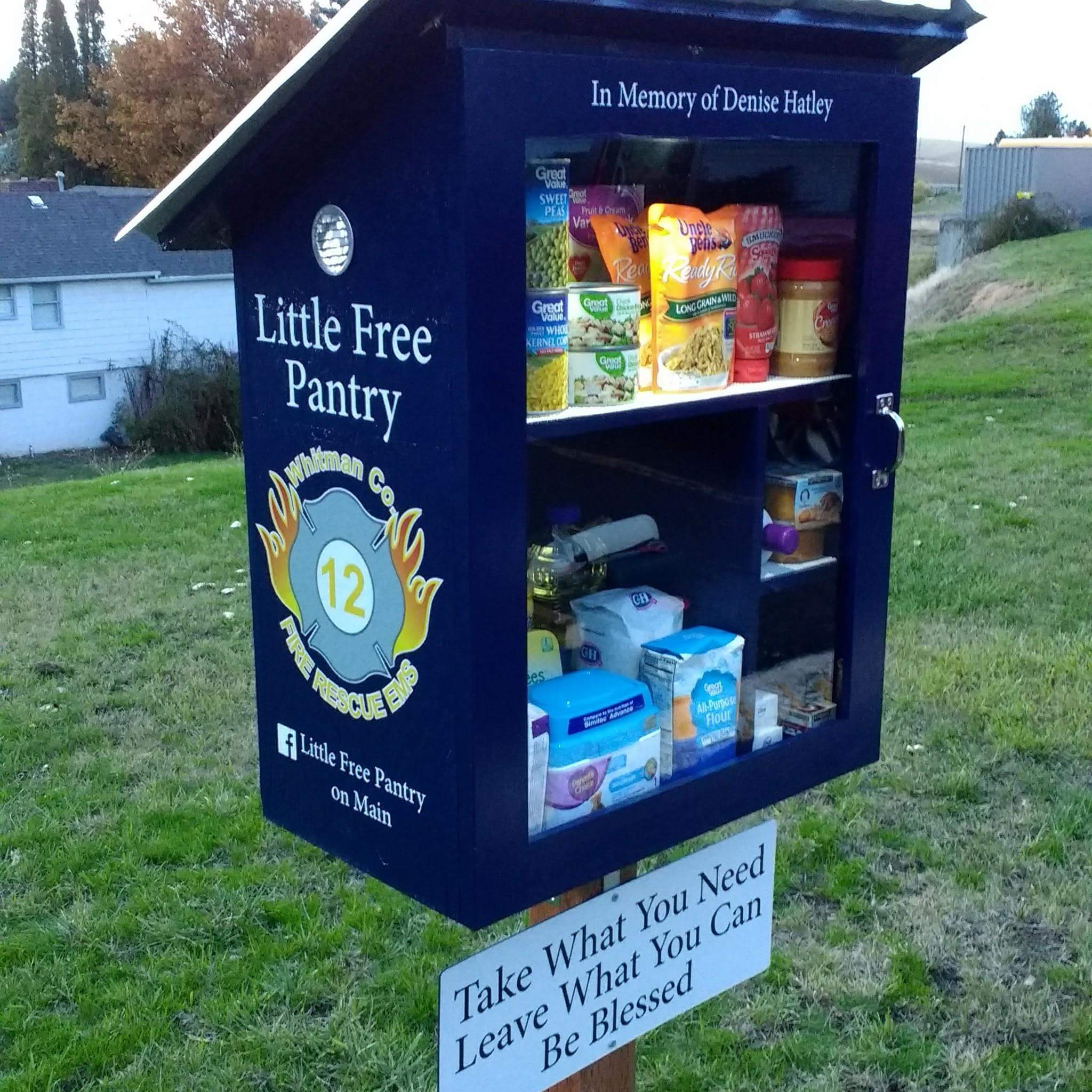 Little Free Pantry on Main Photo 1