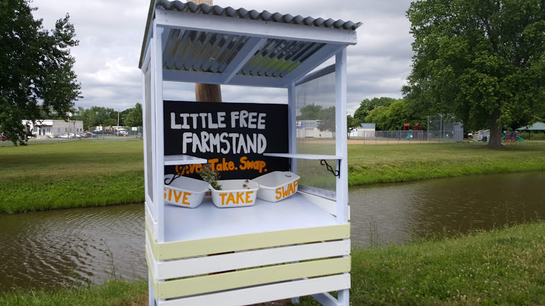 Little Free Farmstand Photo 2