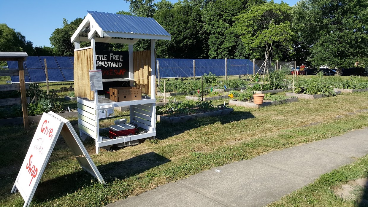 Little Free Farmstand Photo 1