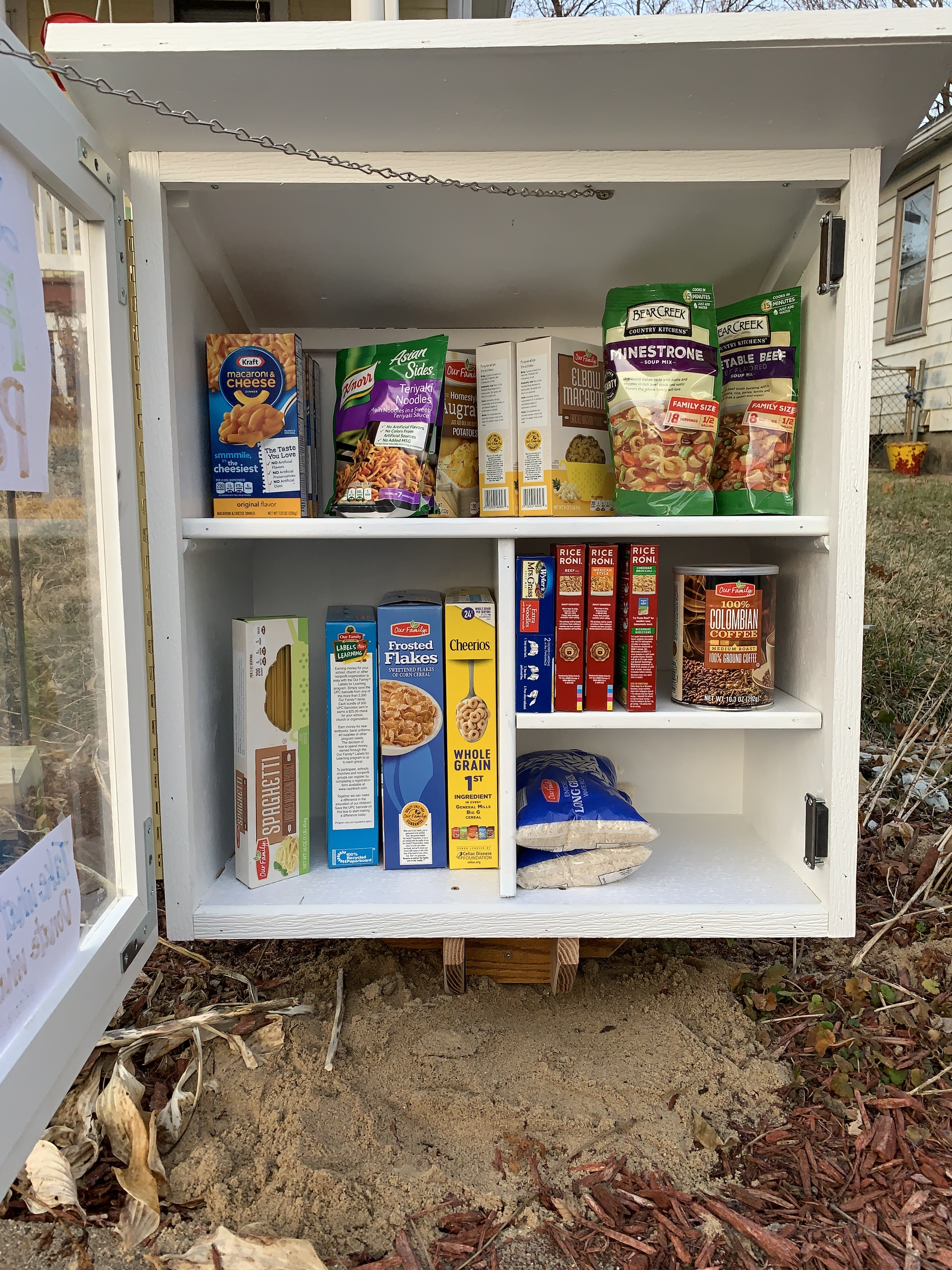 KindnessMatters Little Free Pantry Photo 2