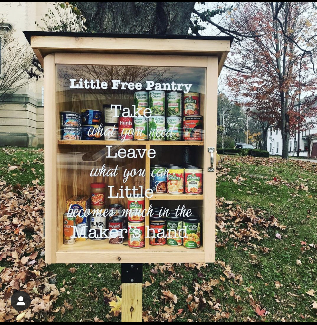 First Christian Church (Disciples of Christ) Little Free Pantry Photo 2