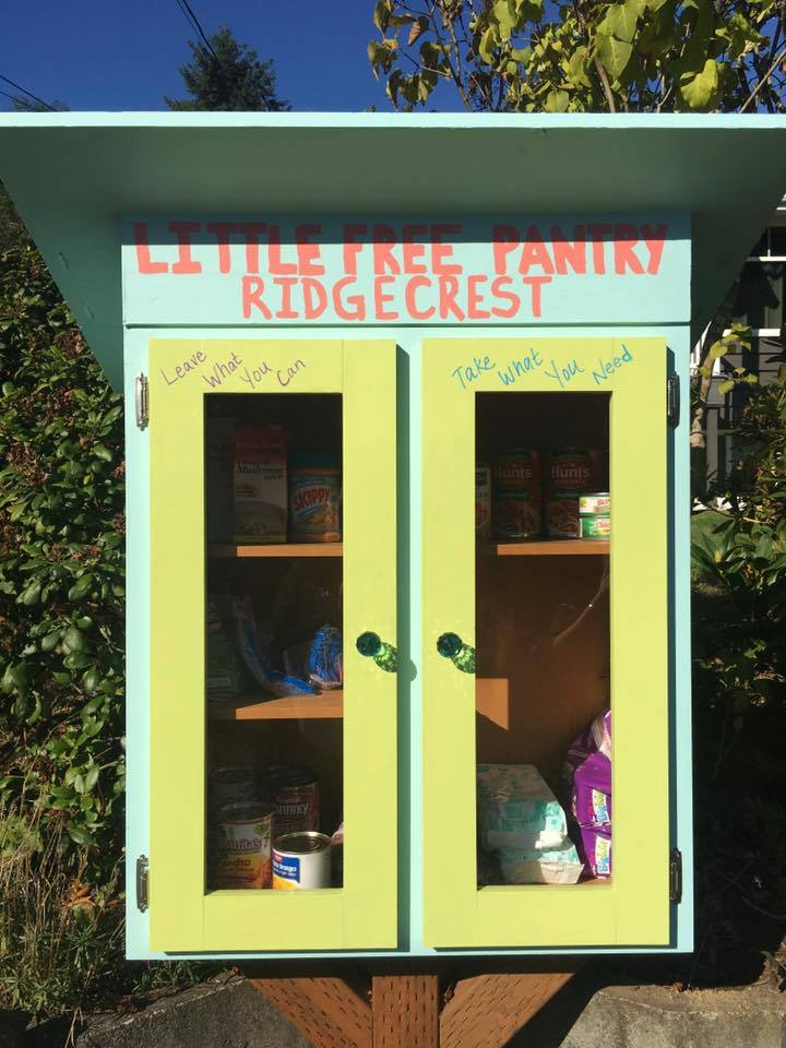 Little Free Pantry Ridgecrest Photo 1
