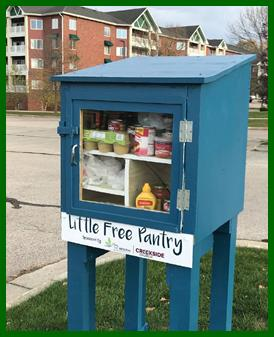 The Reserve's Little Free Pantry Photo 1