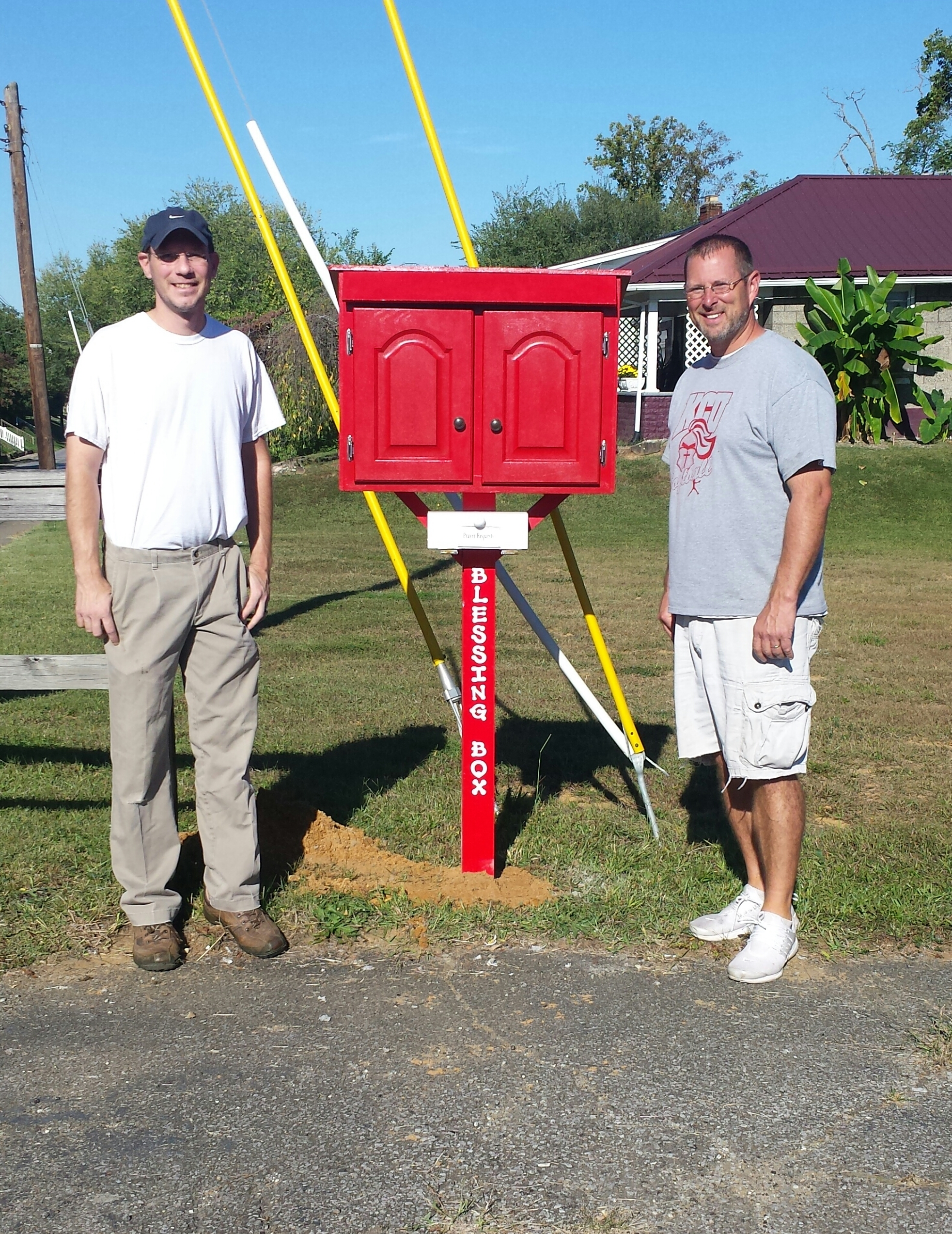old orchard blessing box Photo 1