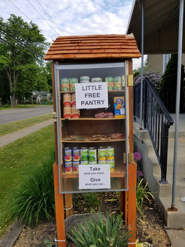The Little Free Pantry: North Tonawanda - Nash Road Church Photo 2