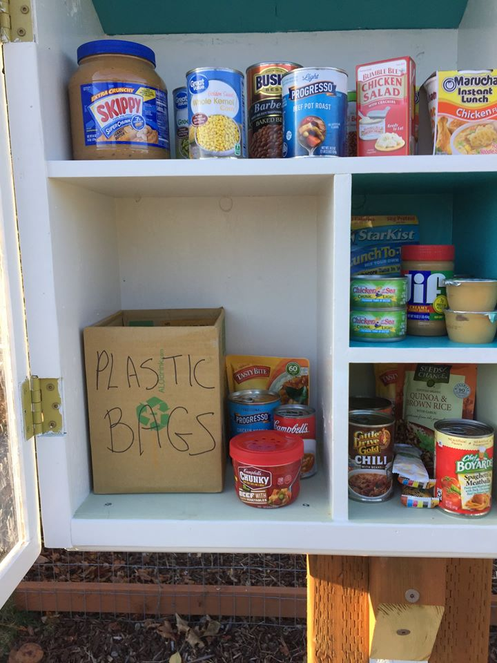 Compassion Clallam Little Free Pantry Photo 2