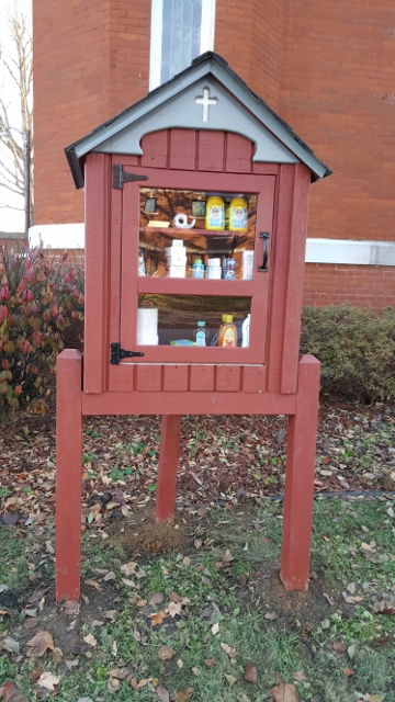 Princeton Presbyterian Blessing Box Photo 1