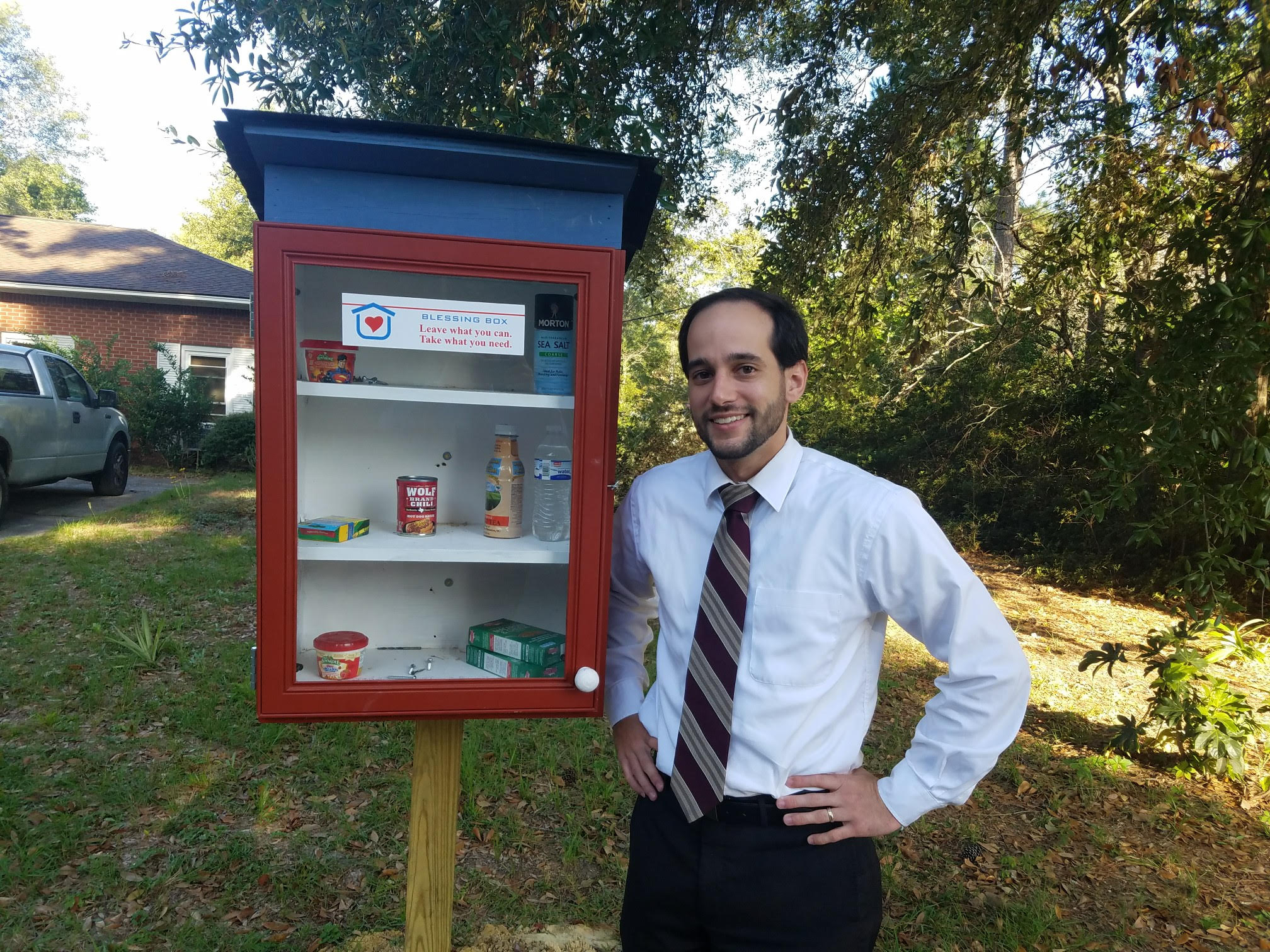 Lowcountry Blessing Box Project: Summerville Photo 1