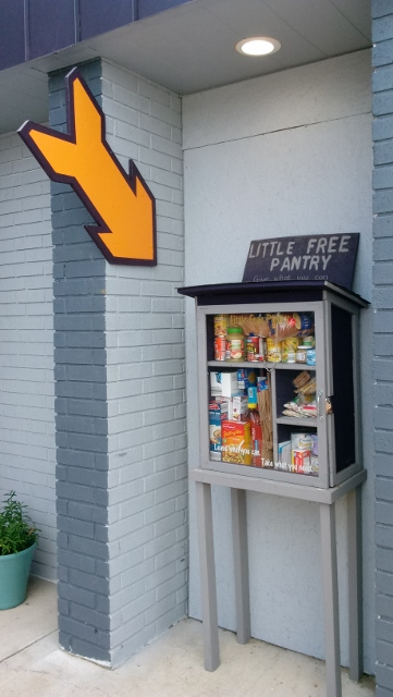 New Season Church Little Free Pantry Photo 1