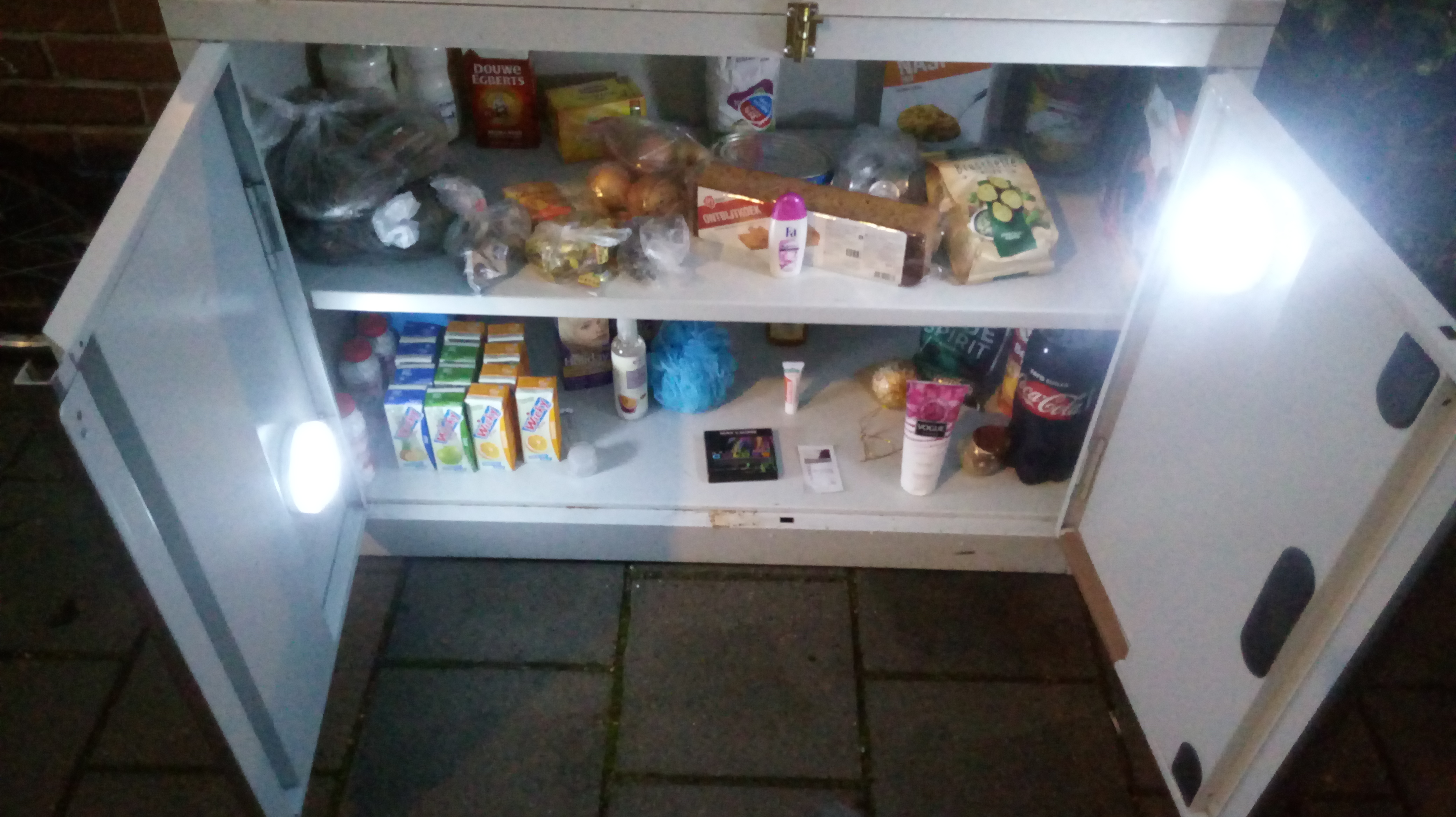 Little Free Pantry Wissenkerke Photo 1