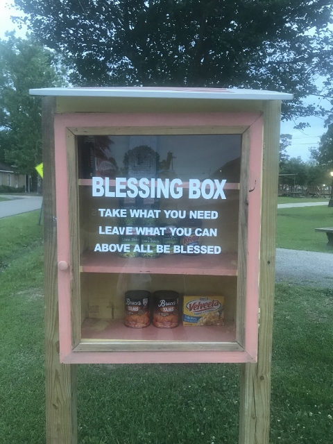 Blessing Boxes Photo 1