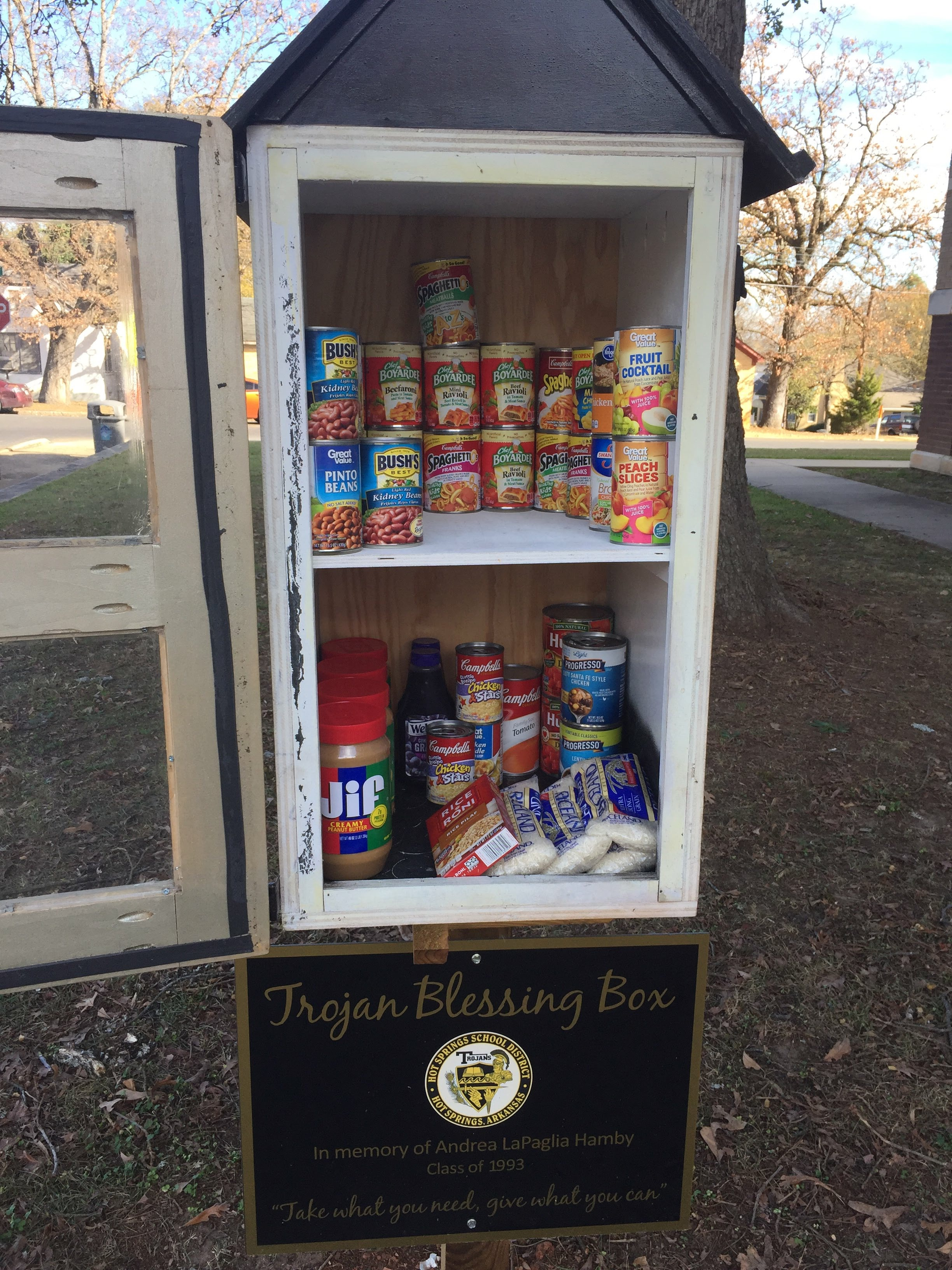 HSSD Blessing Box Photo 2