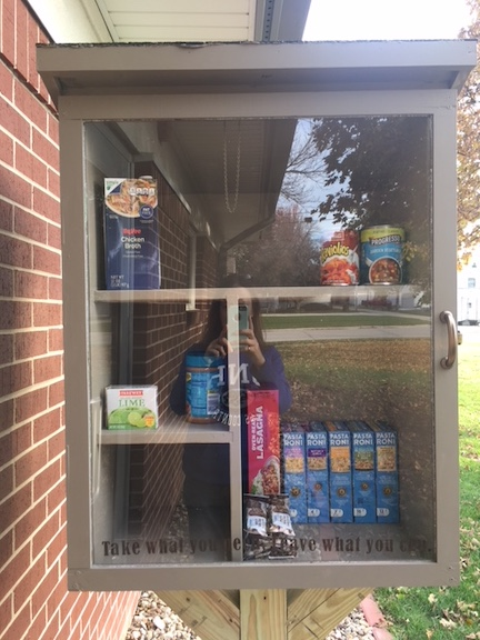 Fredsville Little Free Pantry Photo 1