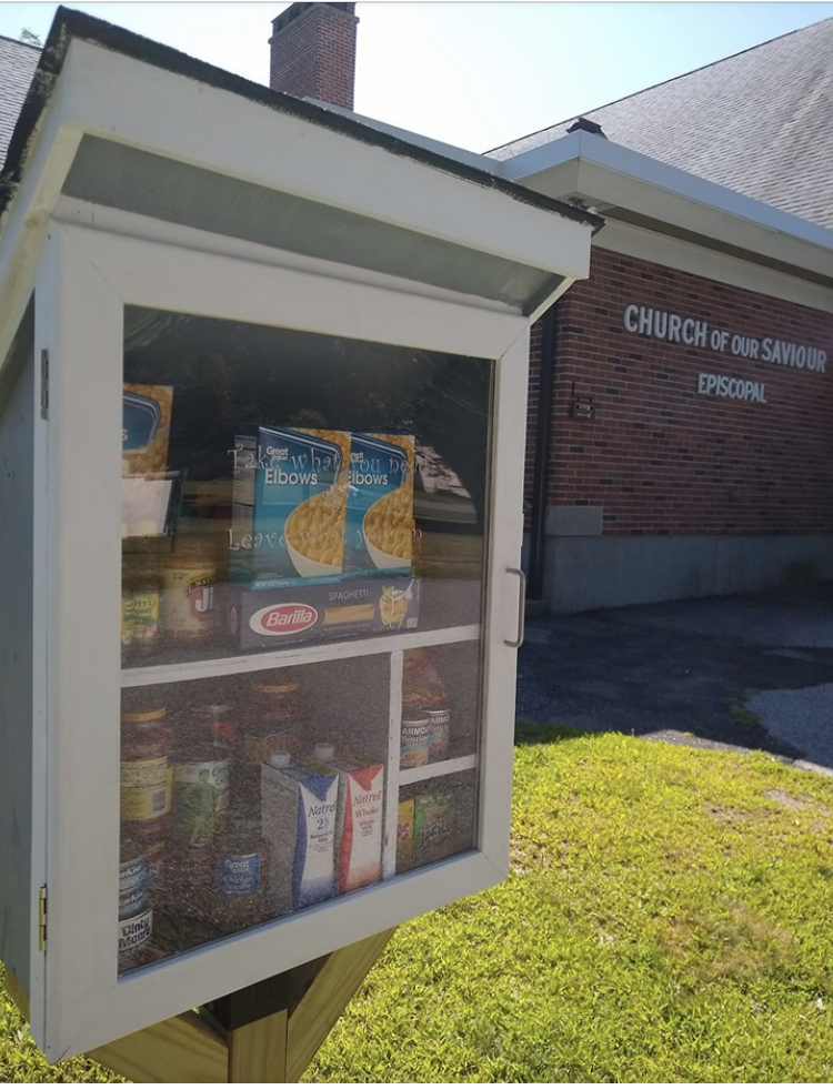 Church of Our Savior Helping Hands Pantry Photo 1