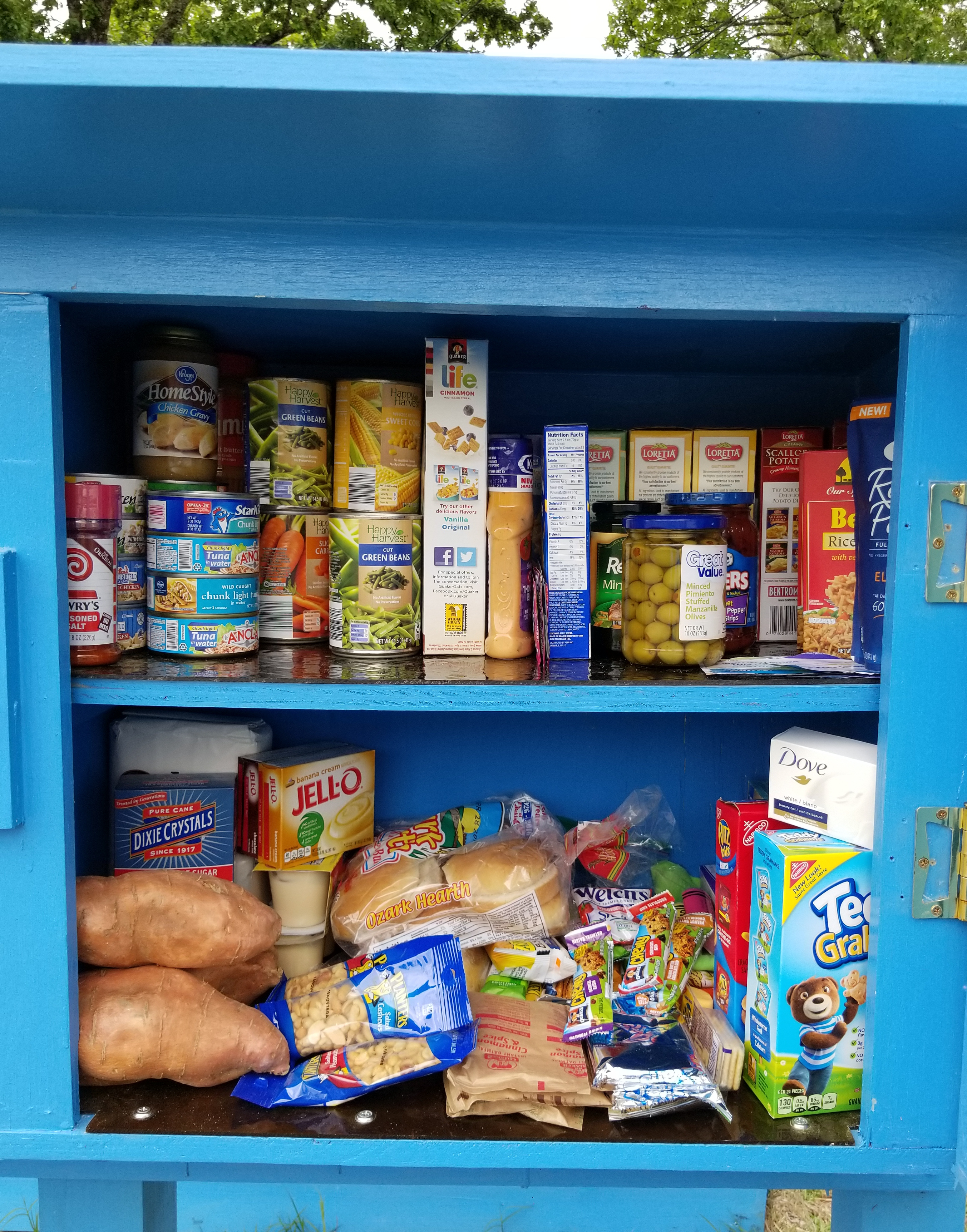 Little Free Pantry in Sherwood #6 Photo 1