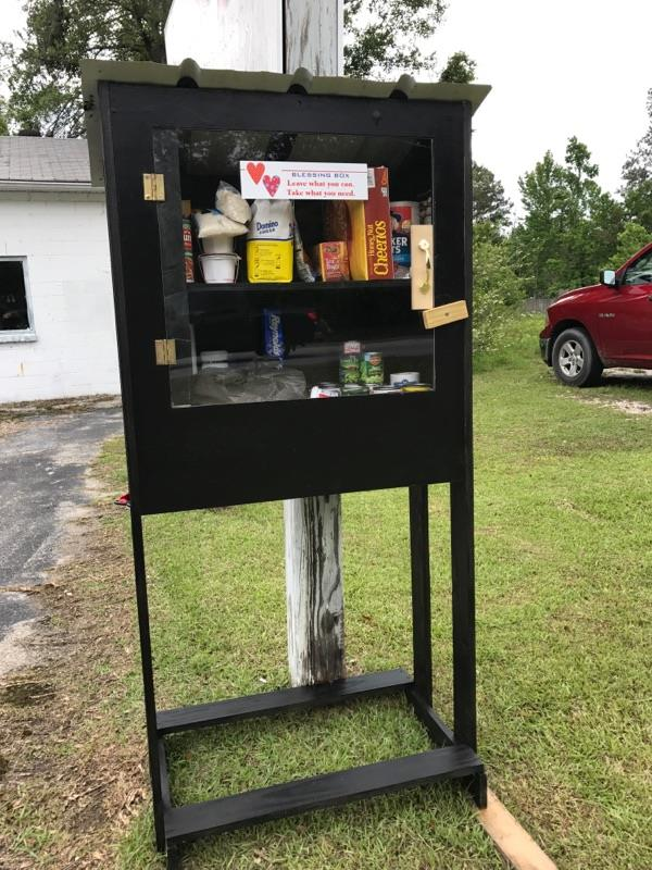 Lowcountry Blessing Box Project: Santee Circle Photo 1