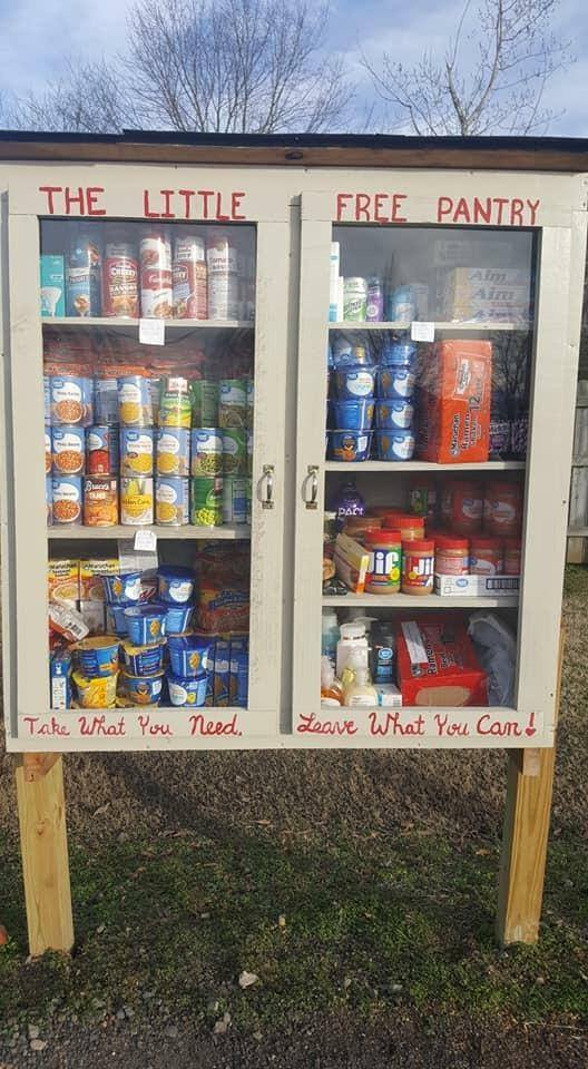 Beebe's Little Free Pantry Photo 1