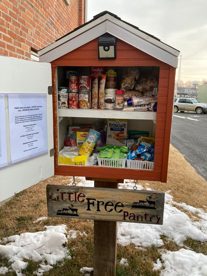 Little Free Pantry Photo 1