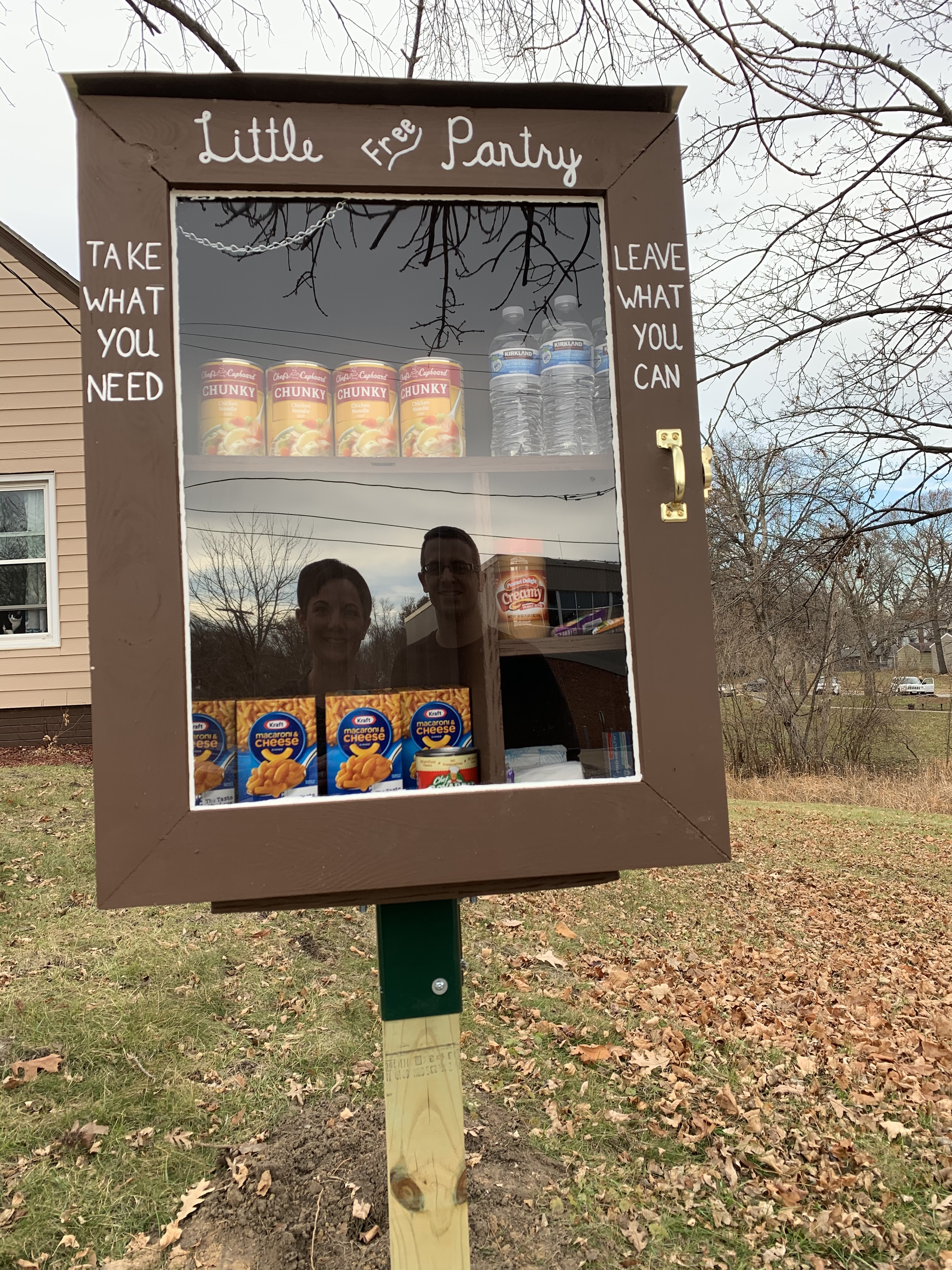 Little Free Pantry - 515 on Hickman Photo 1