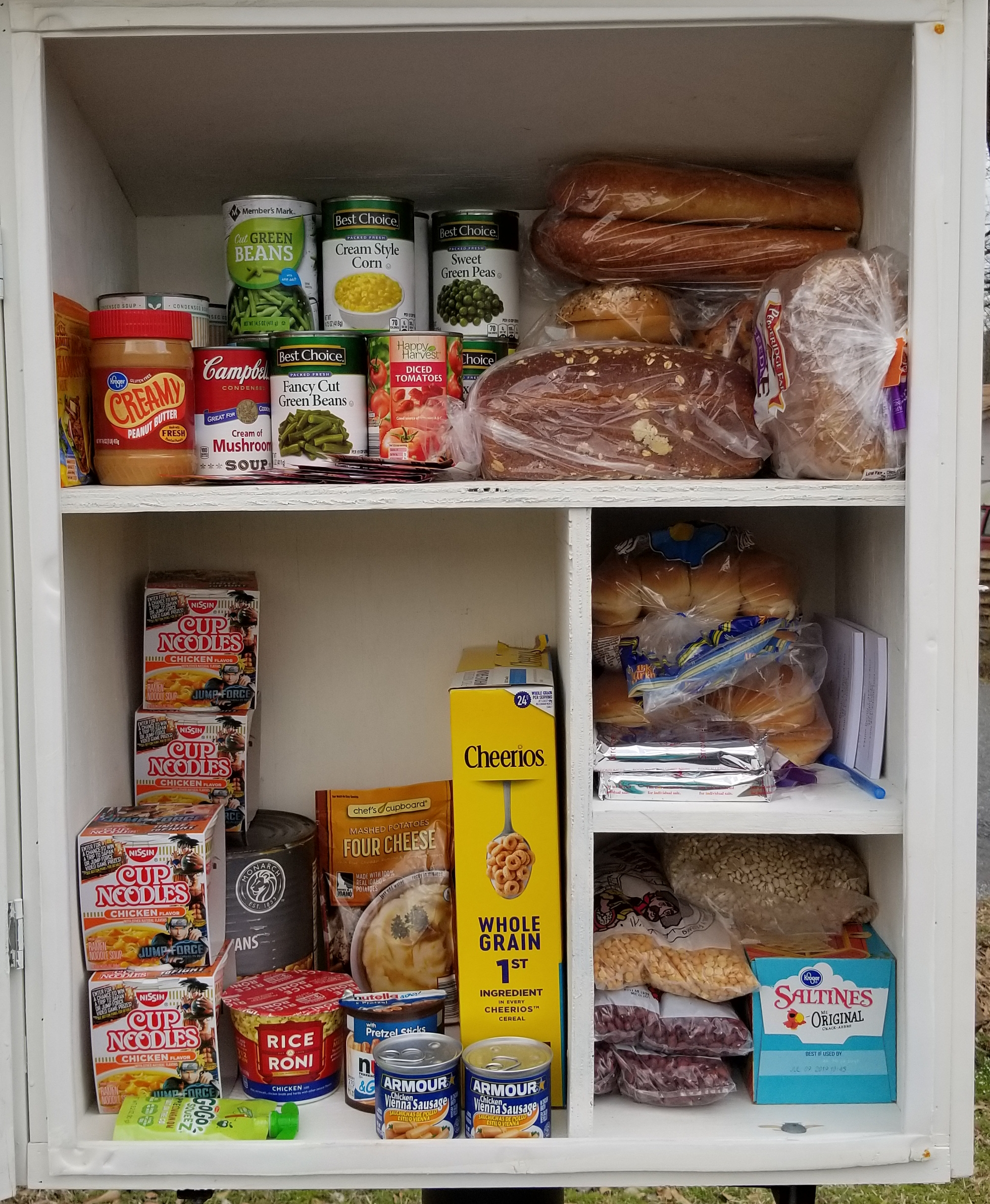 Little Free Pantry in Sherwood #7 Photo 1
