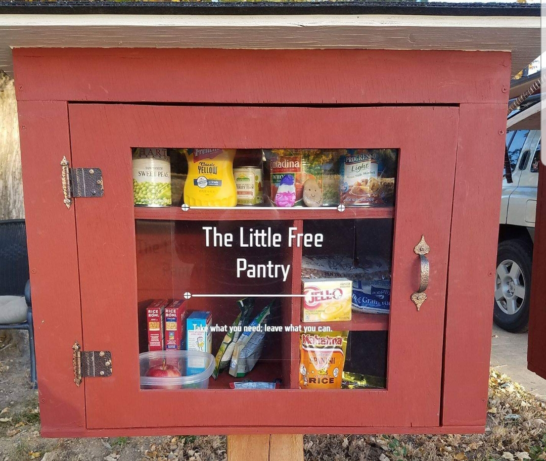 Colorado Springs Little Free Pantry Photo 1
