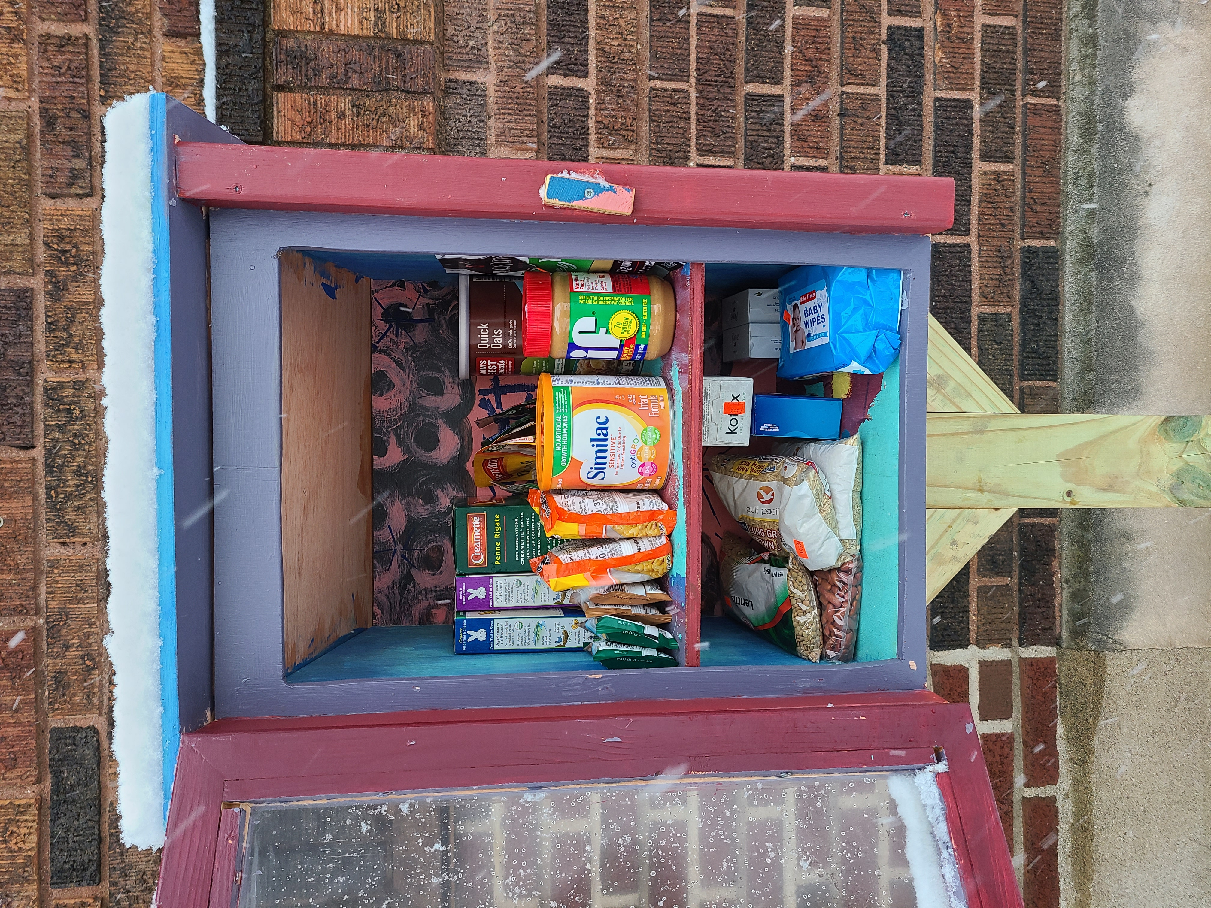 Stevens Square-Loring Heights Little Free Pantry Photo 1