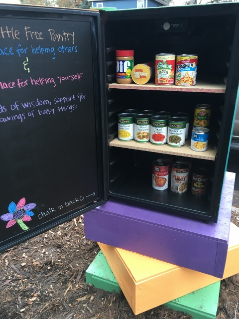 The Little Free Pantry Fort Collins Photo 2