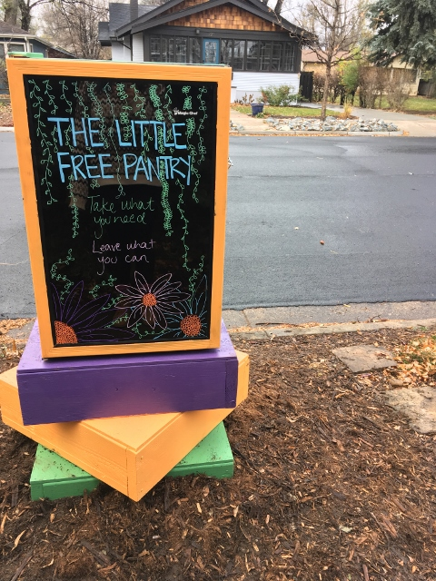 The Little Free Pantry Fort Collins Photo 1