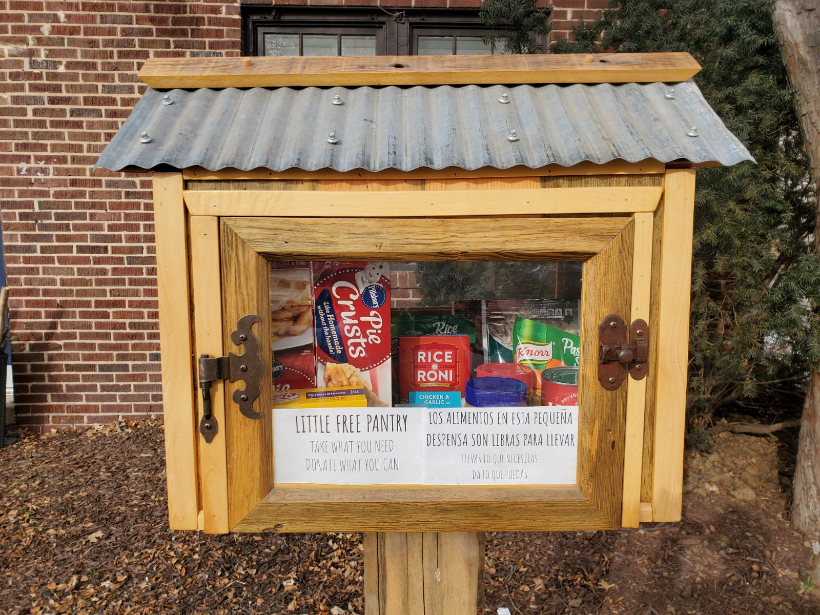 Nebraska Giving Realty Little Free Library Photo 1