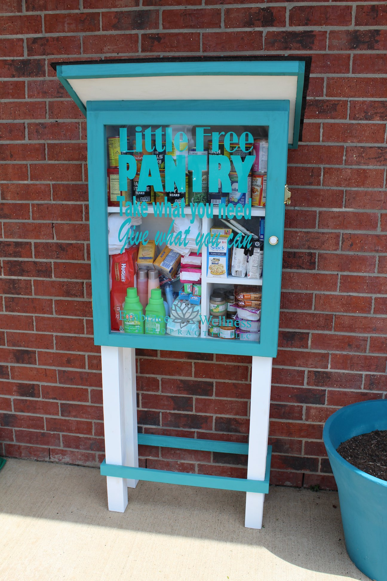 Little Free Pantry Pearland Photo 1