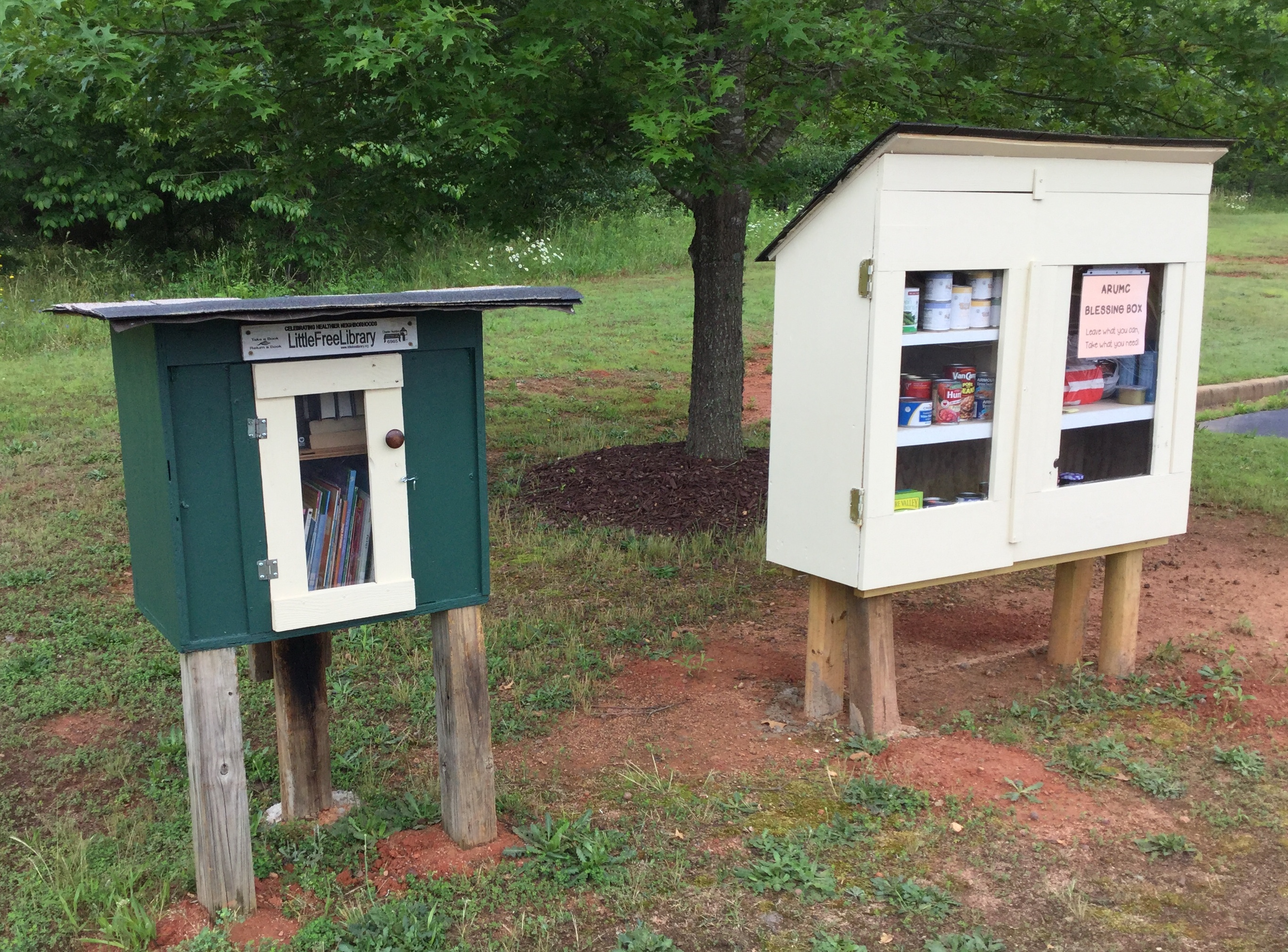 ARUMC Blessing Box Photo 1