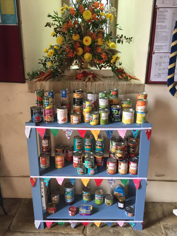St Andrew's Little Free Pantry Photo 1