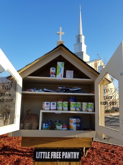 Little Free Pantry in Sherwood AR #4 Photo 1