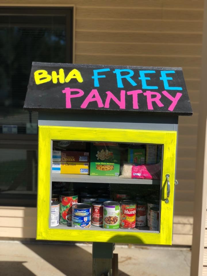 BHA Little Pantry Photo 1