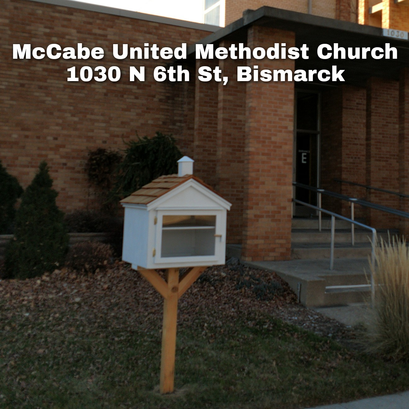 McCabe United Methodist Church Photo 1