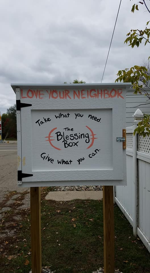 The Blessing Box - Sheridan First Congregational Church Photo 1