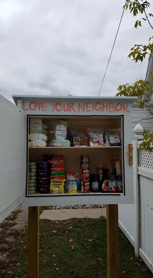 The Blessing Box - Sheridan First Congregational Church Photo 2