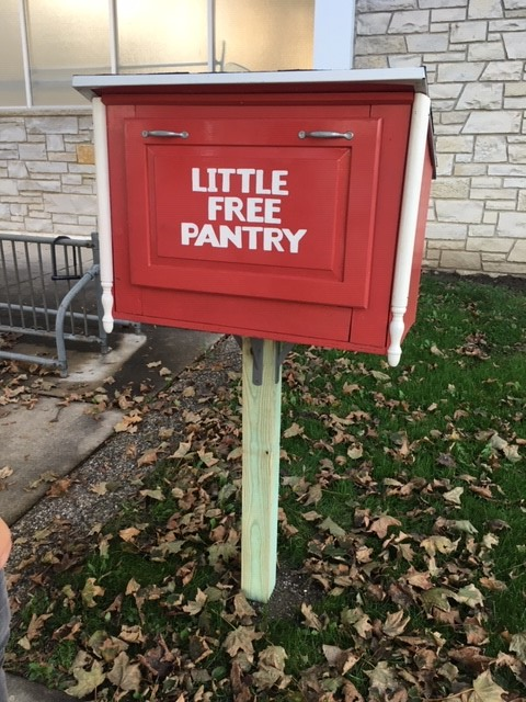 YMCA Little Free Pantry Photo 1