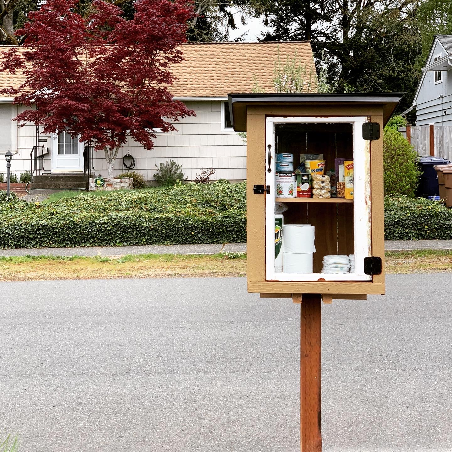 South Tacoma Blessing Box Photo 1
