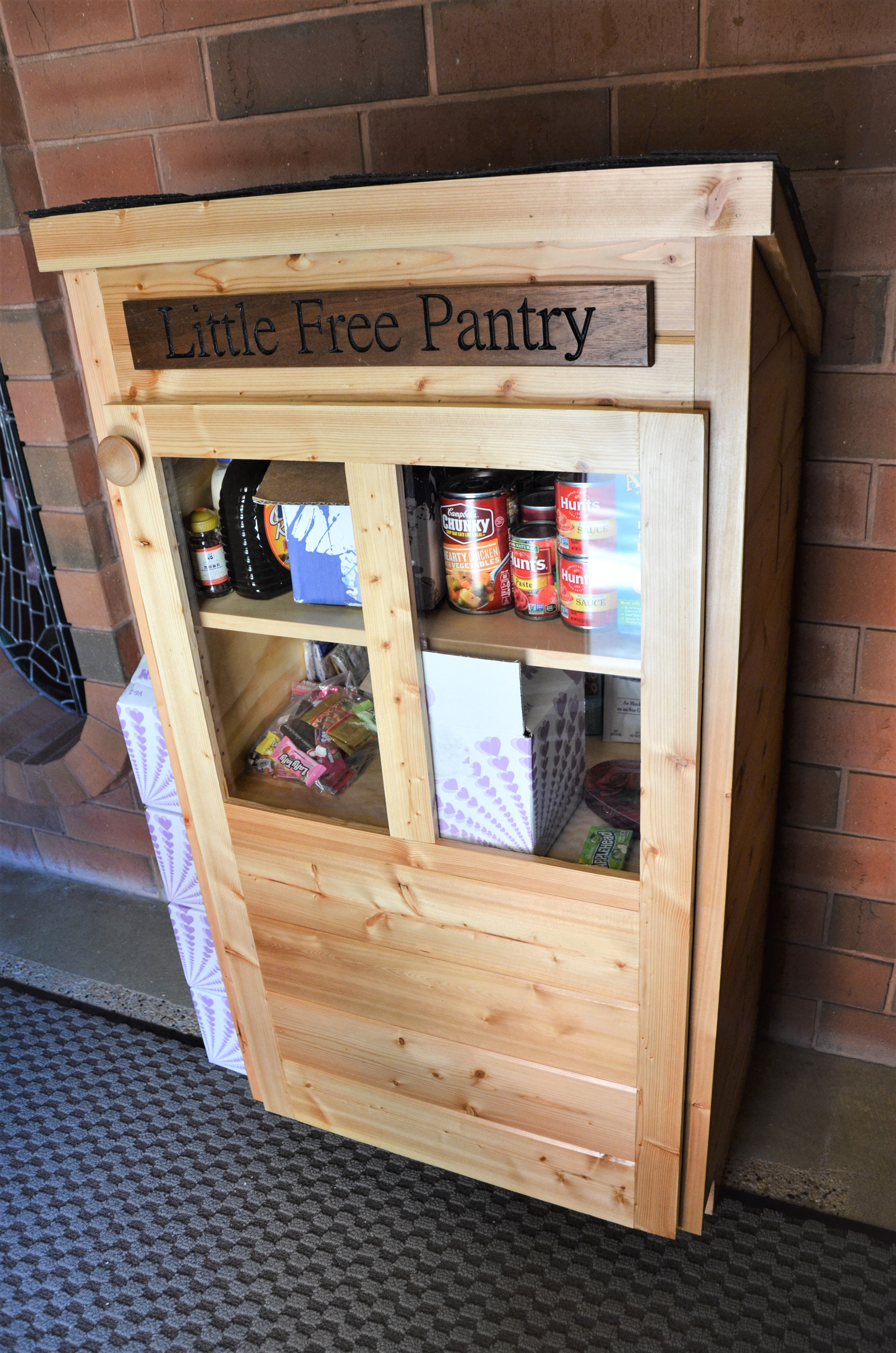 Little Free Pantry @ Luther College Photo 1