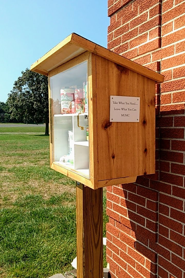 Manchester UMC Blessing Box Photo 2