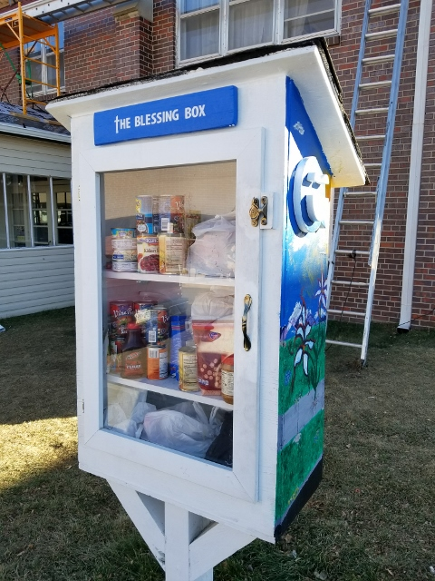 The Blessing Box Photo 1