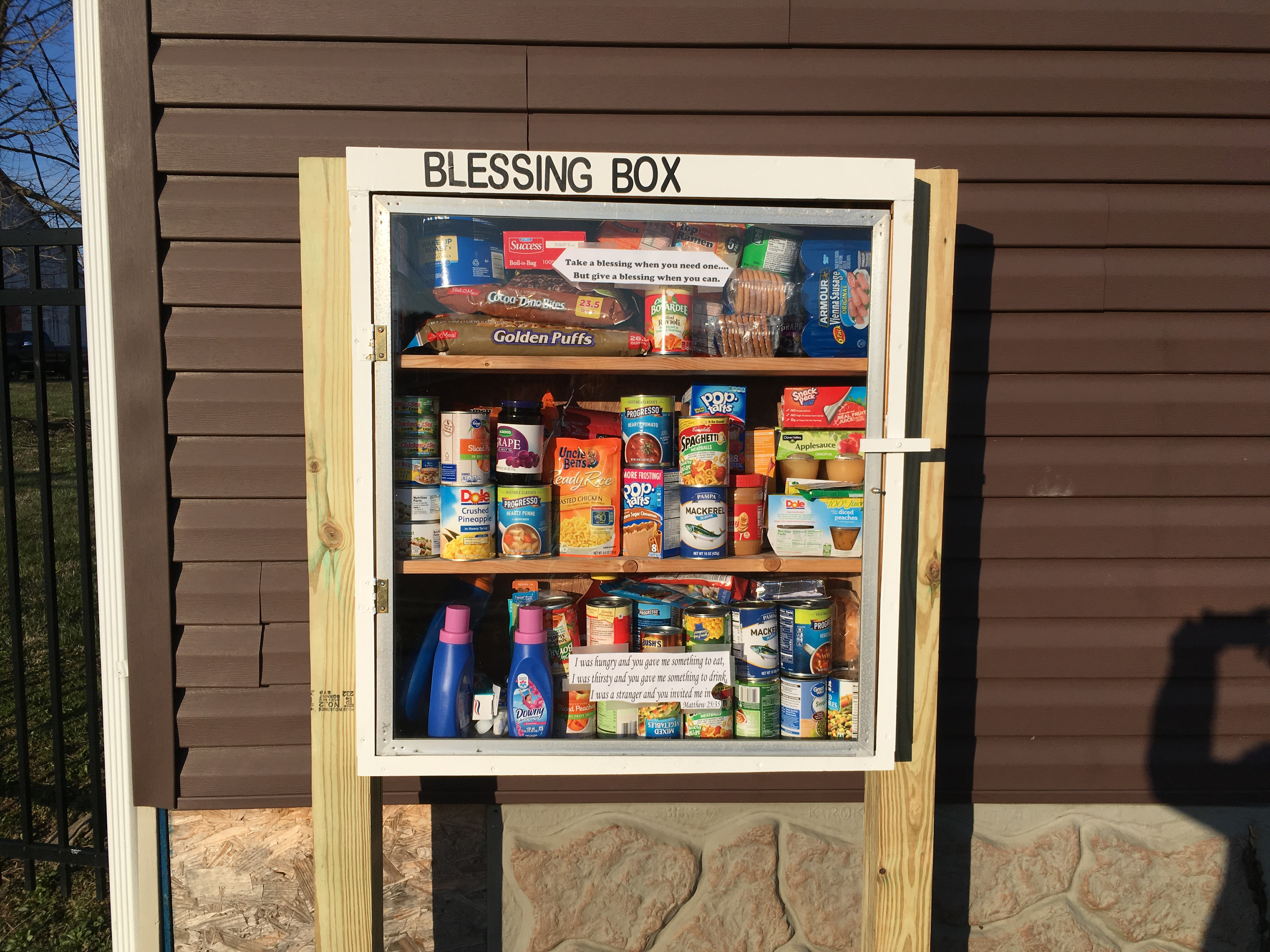 FOR Blessing Box Photo 1