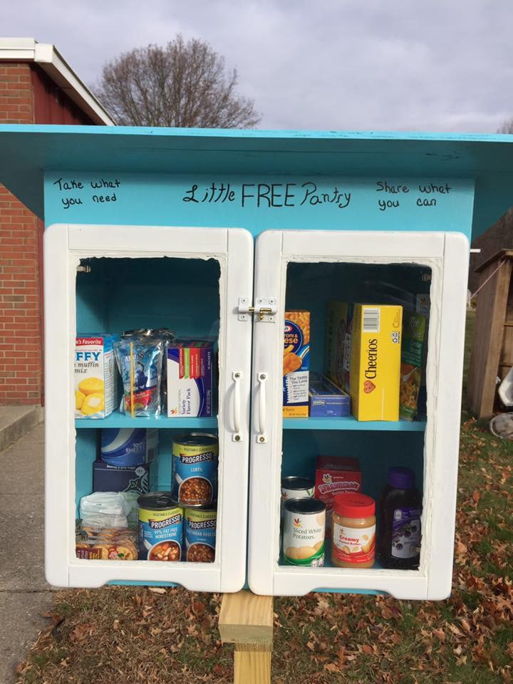 Little Free Pantry of Stratford Photo 1