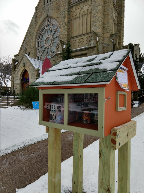 St. John's Blessing Box Photo 1
